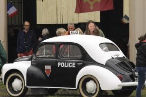 control police